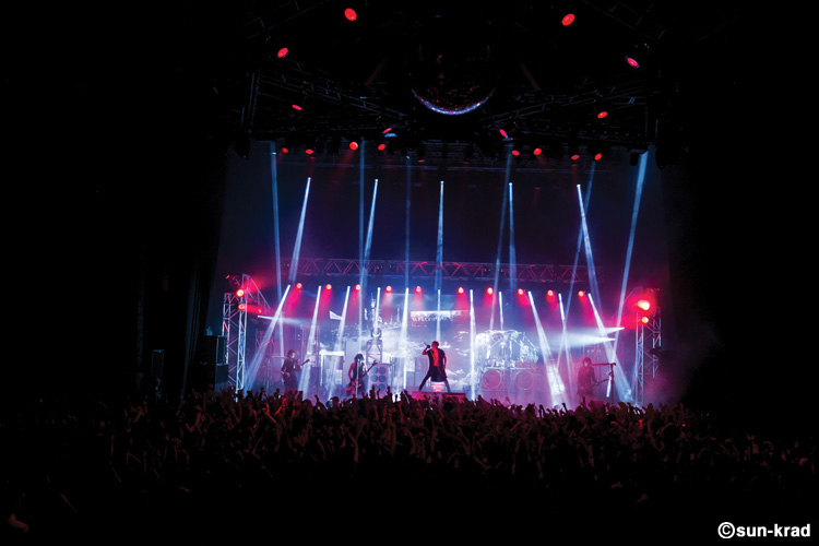 'Music': Dir En Grey in Arche